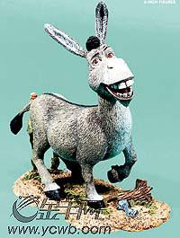 """搞怪驴子风光""""史瑞克""""英国养驴成为新潮流"""