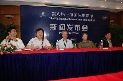 组图:加拿大参赛片《尼亚加拉旅馆》亮相上海
