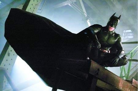 《蝙蝠侠5》回到传奇的开始对话导演罗兰