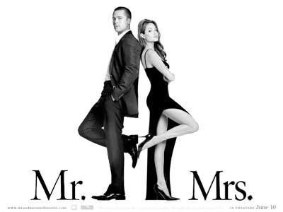 《史密斯夫妇》西安上映观众买票冲着绯闻(图)