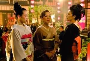 《艺伎》明年2月国内上映映前须删激情戏(图)
