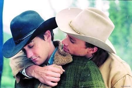 《断背山》大热同性恋题材从边缘走入主流(图)
