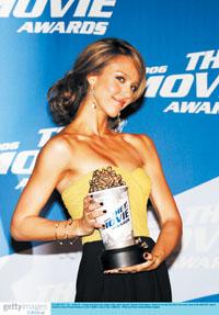 2006年度MTV电影奖揭晓章子怡周星驰落榜