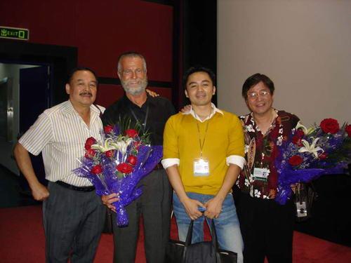 越南电影《爱在西贡》亮相上海国际电影节(图)