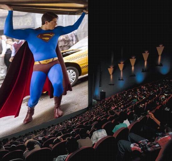 《超人归来》推出IMAX3D版让你与超人一起飞