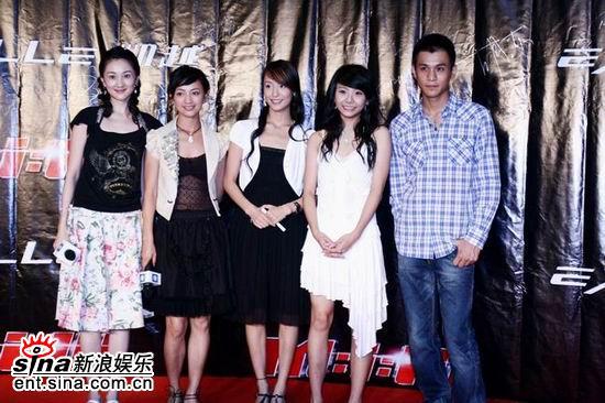 《碟中谍3》北京首映式明星名模纷纷捧场(图)