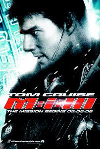 汤姆克鲁斯《碟中谍3》票房目标1亿人民币(图)
