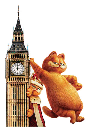 4万的票房居首位,《加菲猫2》紧跟其后,随后的《来电惊魂》等电影表现