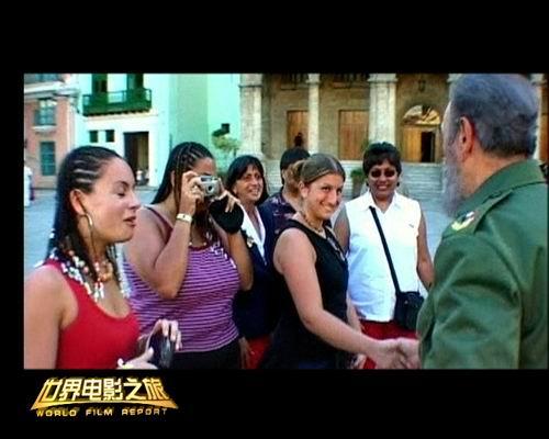 cctv6《手机世界传奇》:卡斯特罗的电影电影电影之旅小视频图片