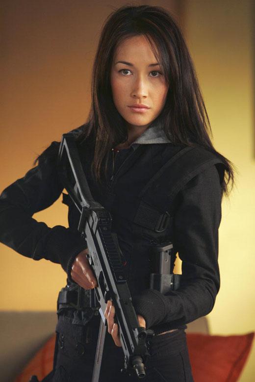 MaggieQ受邀釜山电影节《三国志》演曹操爱女
