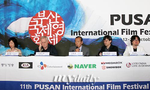 第11届釜山国际电影节完全获奖名单(附图)