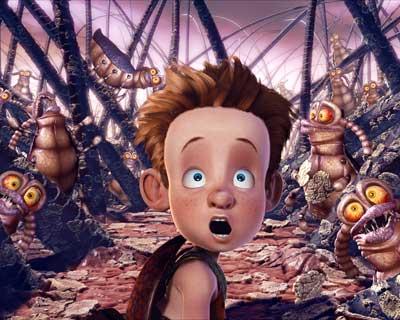 《别惹蚂蚁》昨日首映进口片要为国产片让路