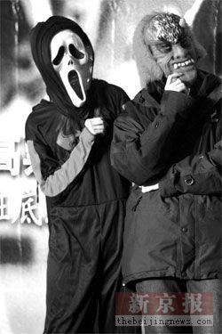 《汉江怪物》上映挑战韩片中国票房记录(附图)