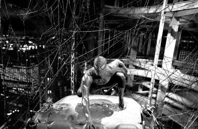 《蜘蛛侠3》成吸金机打破各地票房纪录(附图)
