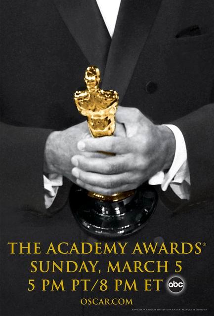 组图:第78届奥斯卡金像奖颁奖主题海报出炉