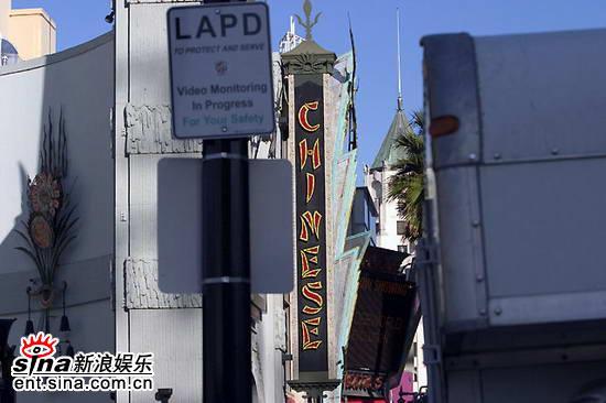 组图:好莱坞风情一览众人等待奥斯卡盛典来临