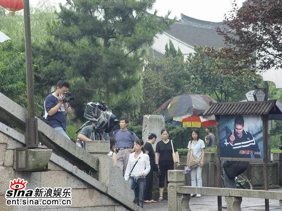 《碟中谍3》中国公映西塘举行发布会(组图)