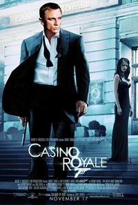 《皇家赌场》似007前传1月30日内地公映(组图)