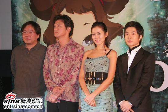 组图:柳德焕配音《千年狐》与孙艺珍合作兴奋