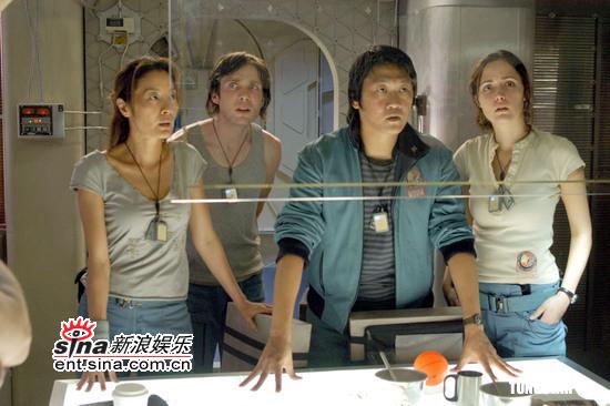 组图:《太阳倒数》将上映杨紫琼演技受好评