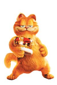 """八月大片看动画""""加菲猫""""""""赛车""""争高下(图)"""