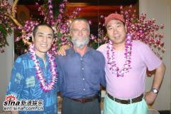 组图:夏威夷电影节将开幕张艺谋获终身成就奖
