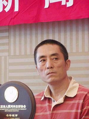 图文:《千里走单骑》紧急招募-本片导演张艺谋