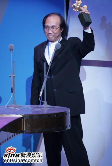 图文:台湾电影金马奖颁奖典礼--收获金马果实