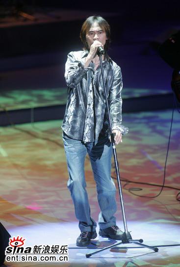 图文:台湾电影金马奖颁奖典礼--歌唱表演环节
