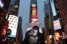 新版《金刚》征服纽约内地有望明年引进(图)