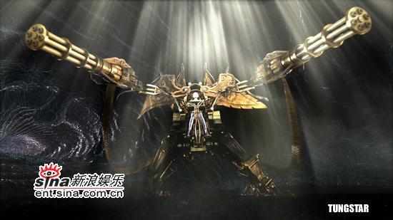 """图文:《情癫大圣》震撼CG照曝光--""""超级大炮"""""""
