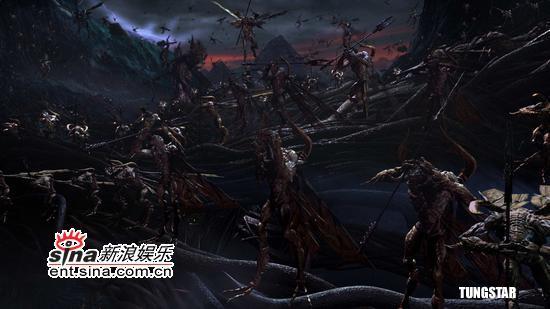 图文:《情癫大圣》震撼CG照曝光--群妖出动