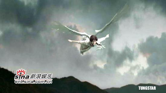 图文:《情癫大圣》震撼CG照曝光--天外飞仙