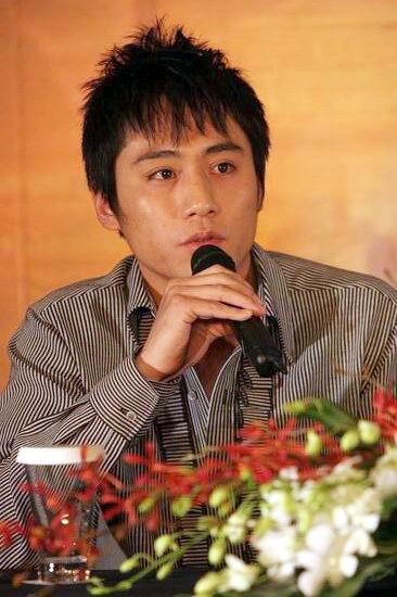 """图文:《无极》首映发布会-刘烨自称很""""幸福"""""""