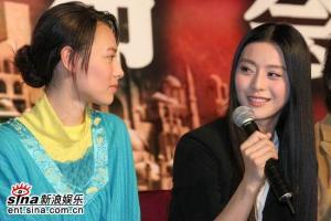 范冰冰:接这部戏是因为崇拜刘镇伟想演至尊宝
