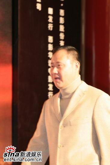 图文:《情癫大圣》发布会--导演刘镇伟登场