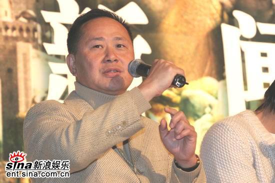 图文:《情癫大圣》发布会--导演刘镇伟