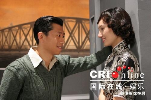 图文:《上海伦巴》剧照--电影人的爱情故事