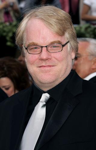 图文:获得最佳男主角提名的菲利普-西摩尔-霍夫曼