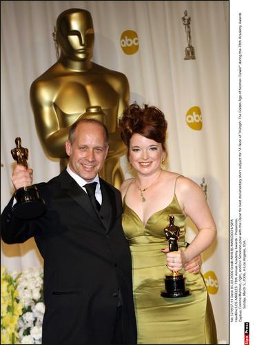 图文:《胜利要诀》获得奥斯卡最佳纪录短片奖
