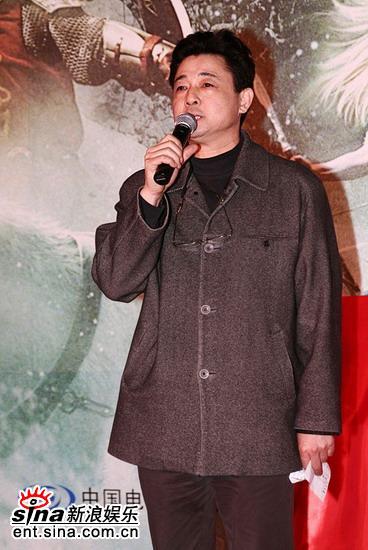 图文:《纳尼亚传奇》登陆北京--杨雪培