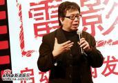 组图:华语电影全国高校巡展启动张静初献唱