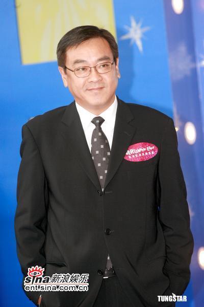 图文:香港金像奖25周年晚会--尔冬升