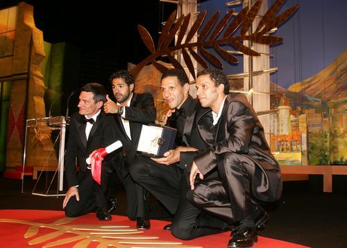 图文:《光荣岁月》五位男星获得最佳男主角奖