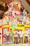组图:成龙古天乐等出席《宝贝计划》宣传活动