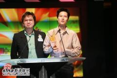 第11届金紫荆奖揭晓任达华爆冷夺影帝(组图)