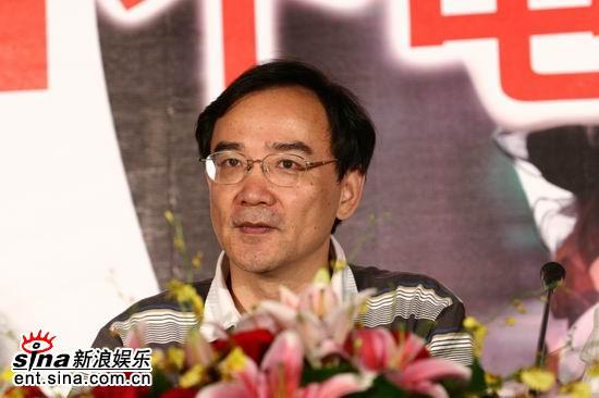 图文:《第601个电话》发布会-上影集团总裁任仲伦