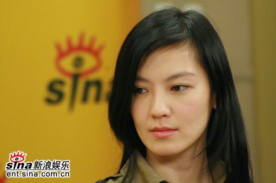 图文:《东京审判》主创聊天--林熙蕾眼神迷惑