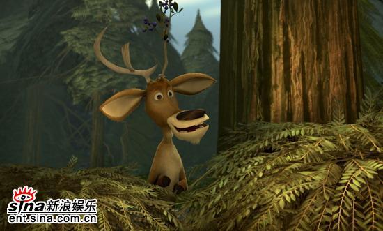 图文:哥伦比亚动画片《丛林大反攻》剧照(14)