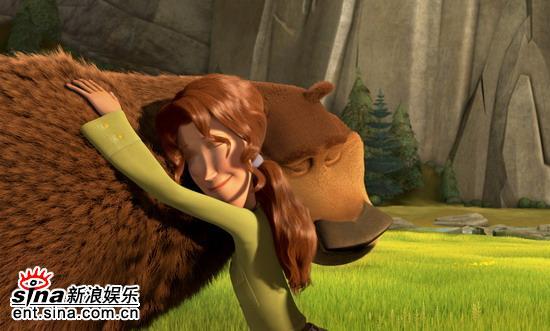 图文:哥伦比亚动画片《丛林大反攻》剧照(19)